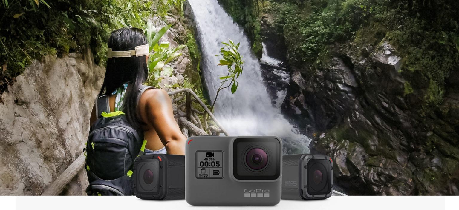 GoProを買うとアクセサリーが貰えるキャンペーン