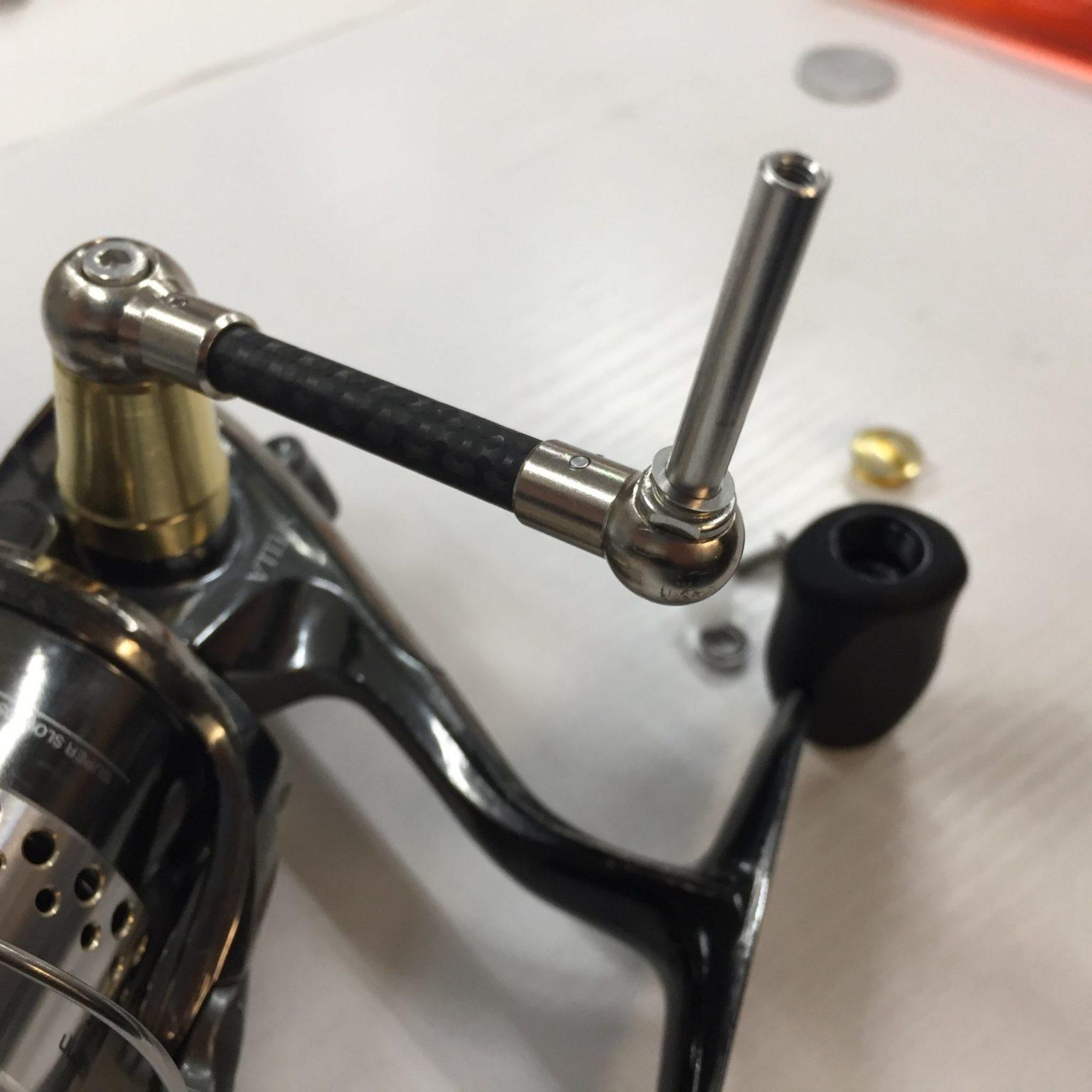 超高精度ノブのガタツキ微調整用シムセットSD