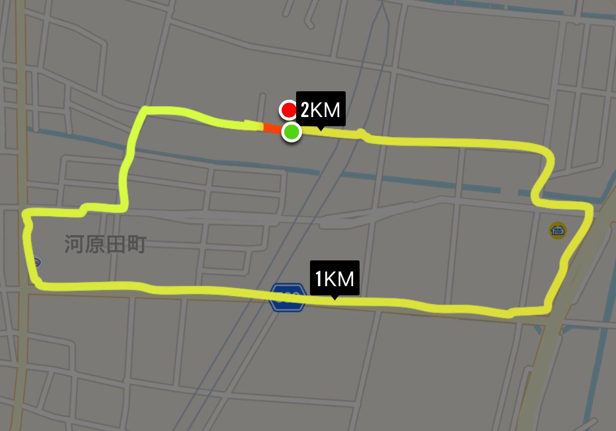 4ヶ月ぶりのジョギング