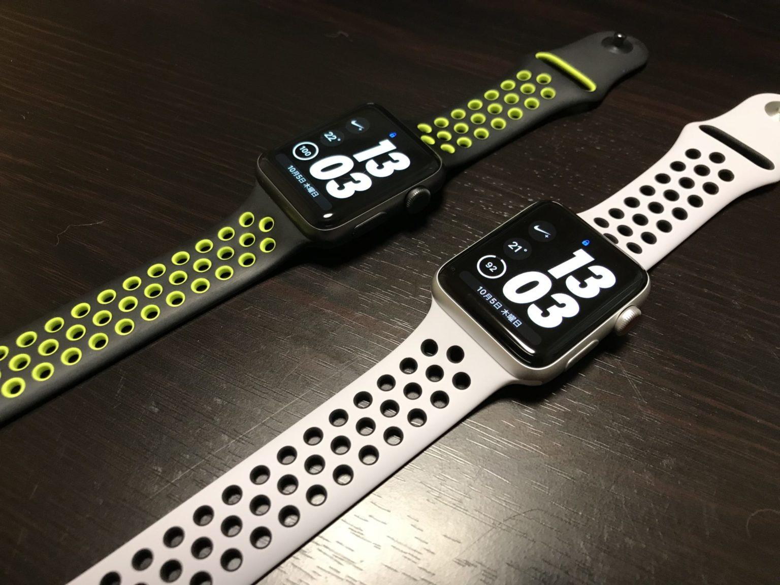 Apple Watch Series 3 Nike+を開封-4