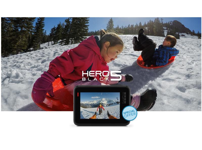 年内ラストのGoPro HERO5Black購入キャンペーン