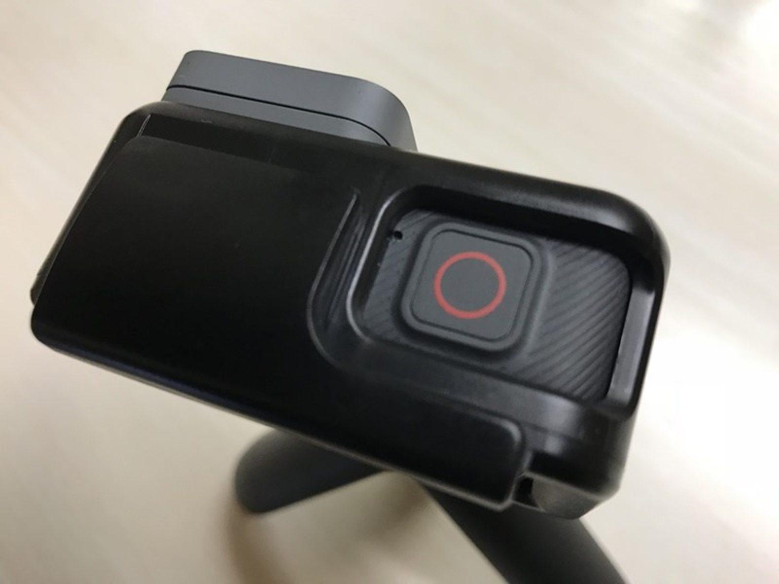 GoPro HERO6 Blackの内蔵マイク