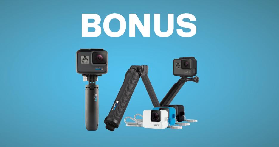 GoProカメラ ご購入キャンペーン