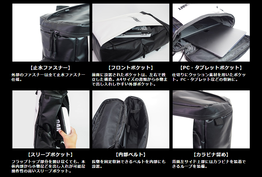 G-SQUARE BAG(ジースクエアバッグ) 3