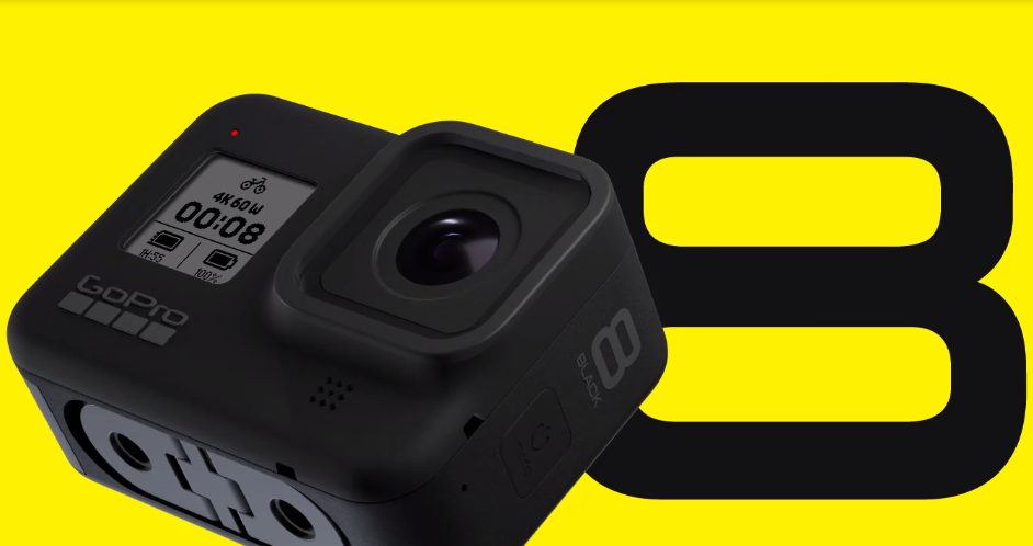 GoPro HERO8 Blackの主なスペック