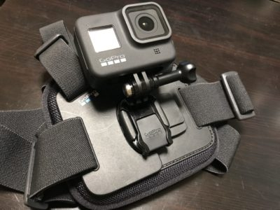 GoPro HERO8 BlackのHyperSmooth2.0では1軸ジンバル不要