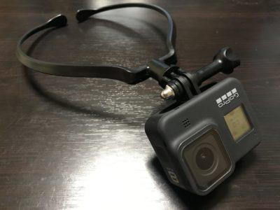 ネックハウジングマウント+GoPro HERO8 Black