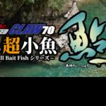日本の超小魚シリーズ・鮎の一生