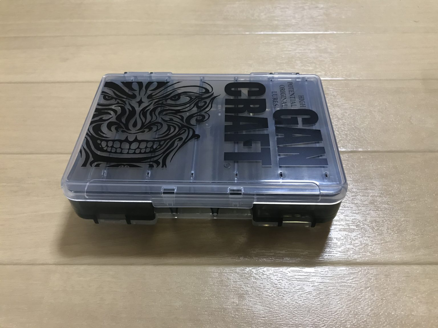 フェイスロゴリバーシブルボックス S-1