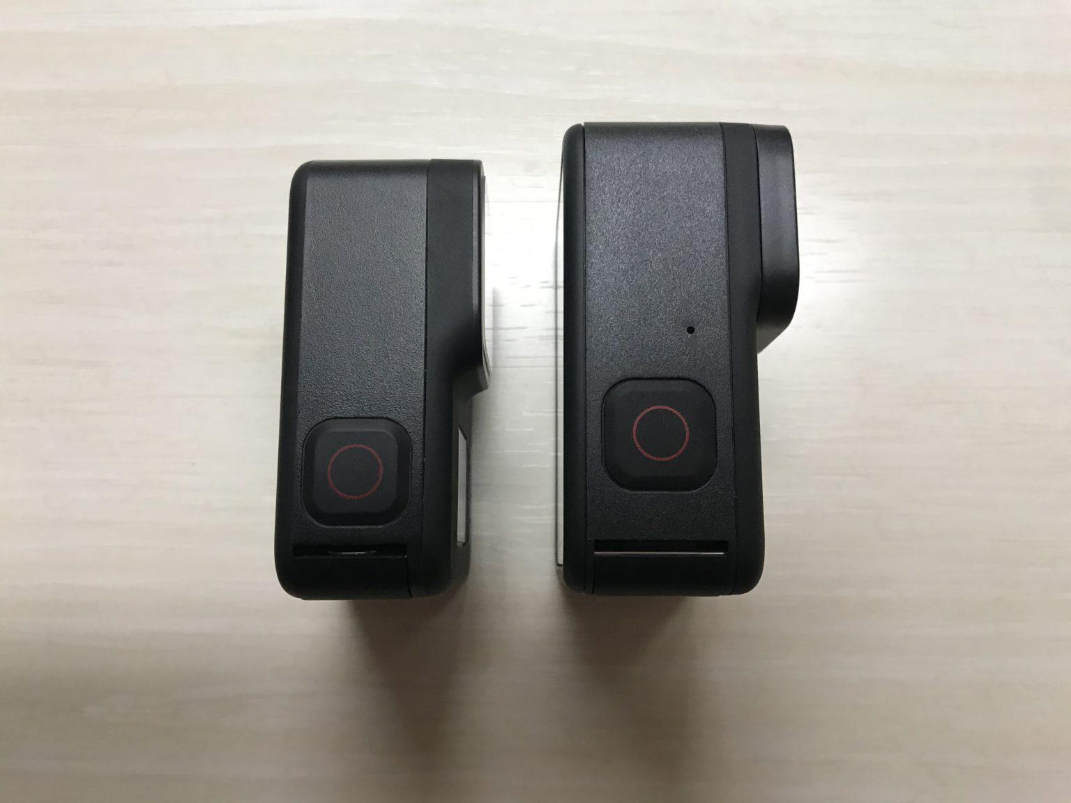 GoPro HERO9 Black レビュー:外装とバッテリー
