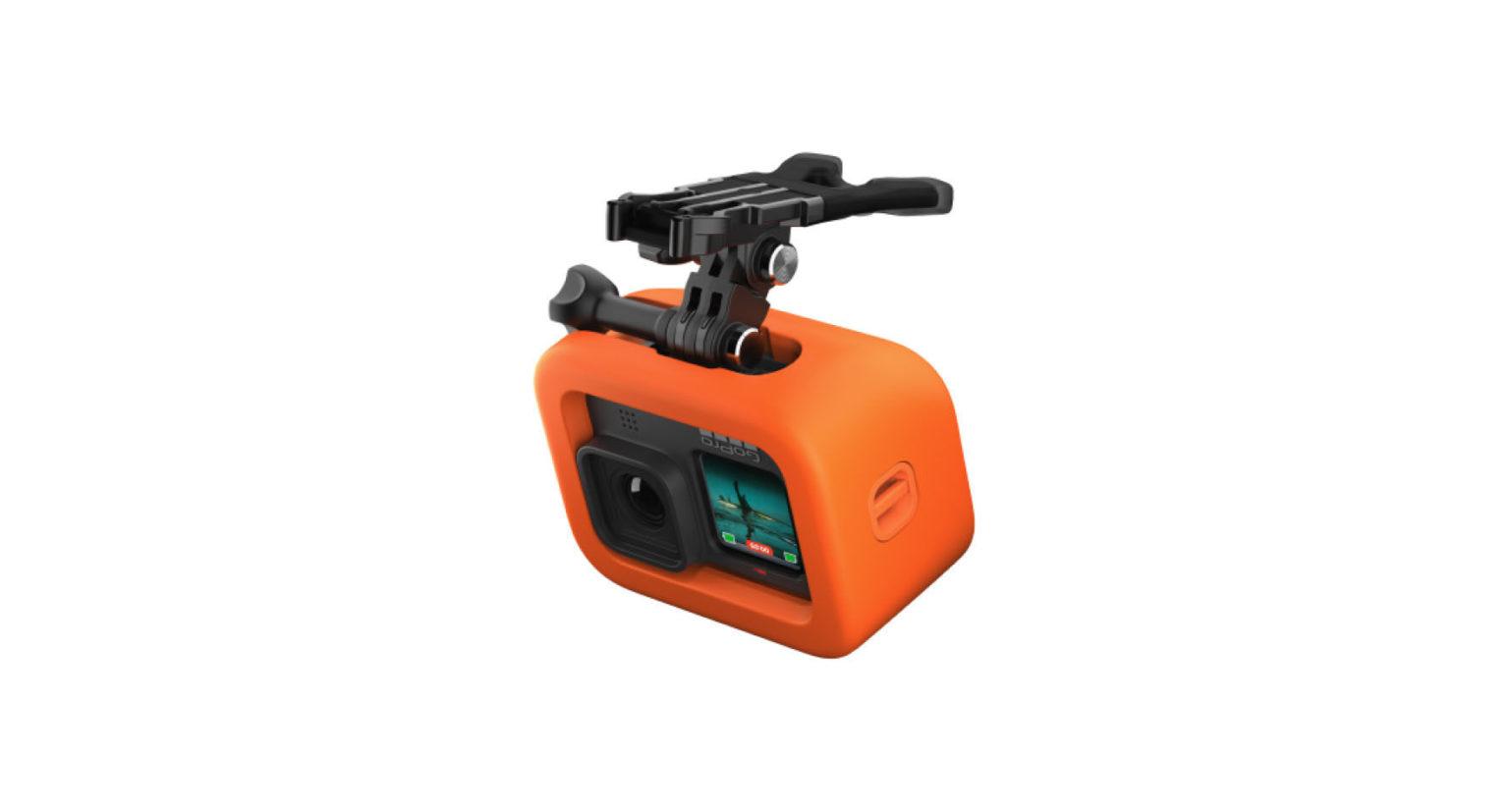 GoPro HERO9 Black用バイトマウント + フローティー2
