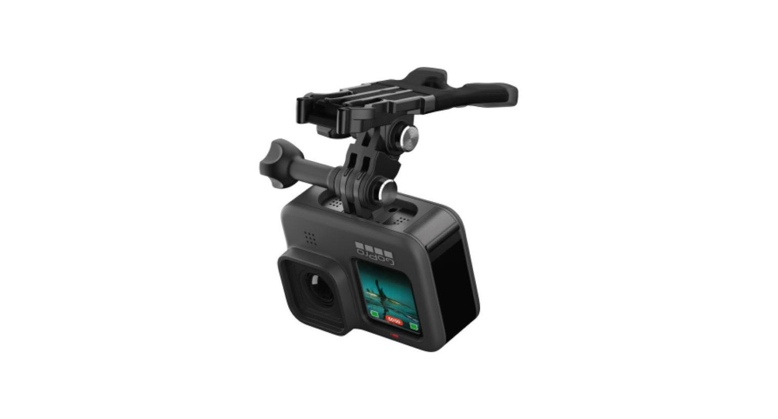 GoPro HERO9 Black用バイトマウント + フローティー1