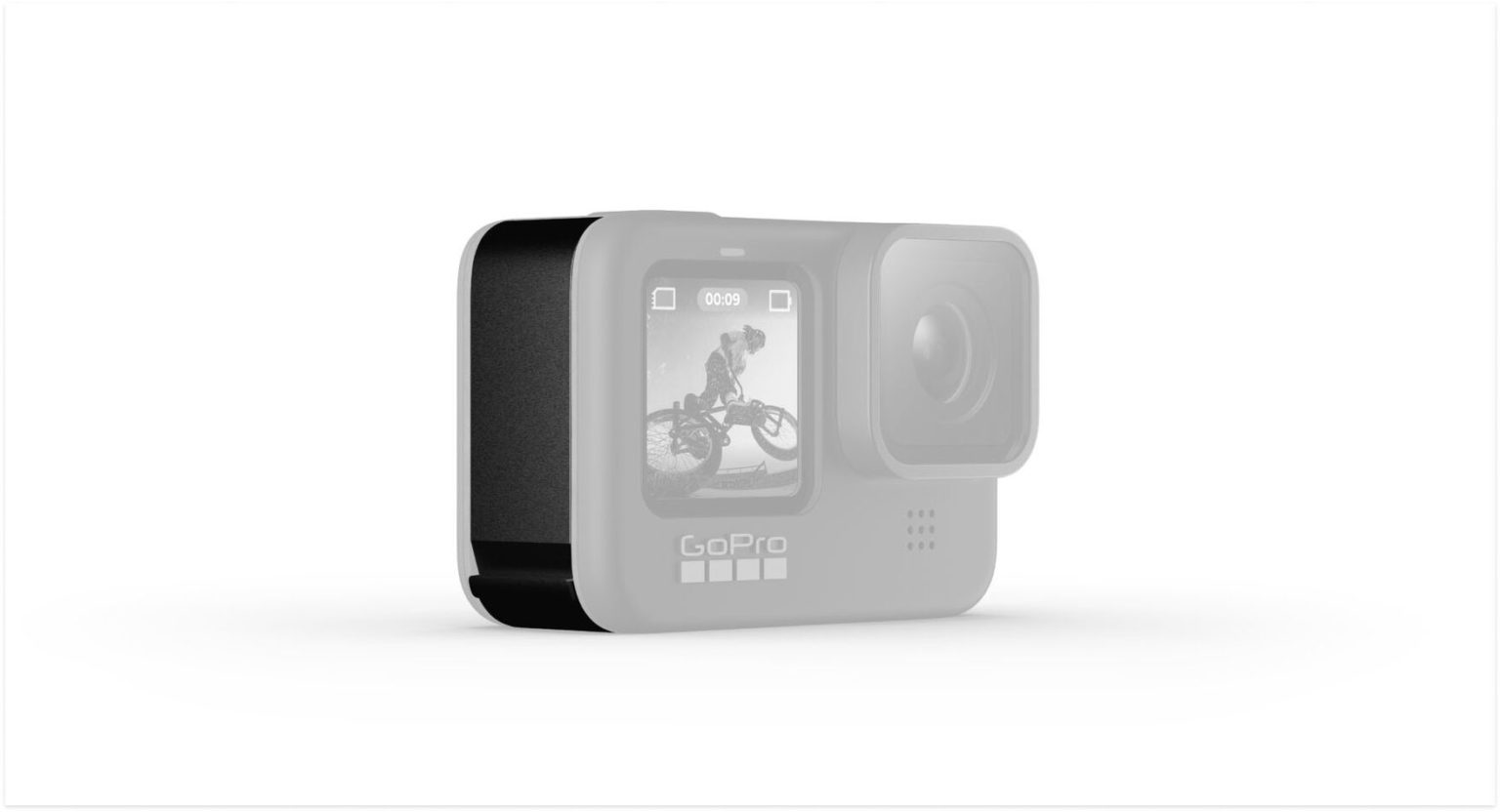 GoPro HERO9 Black用リプレースメントドア