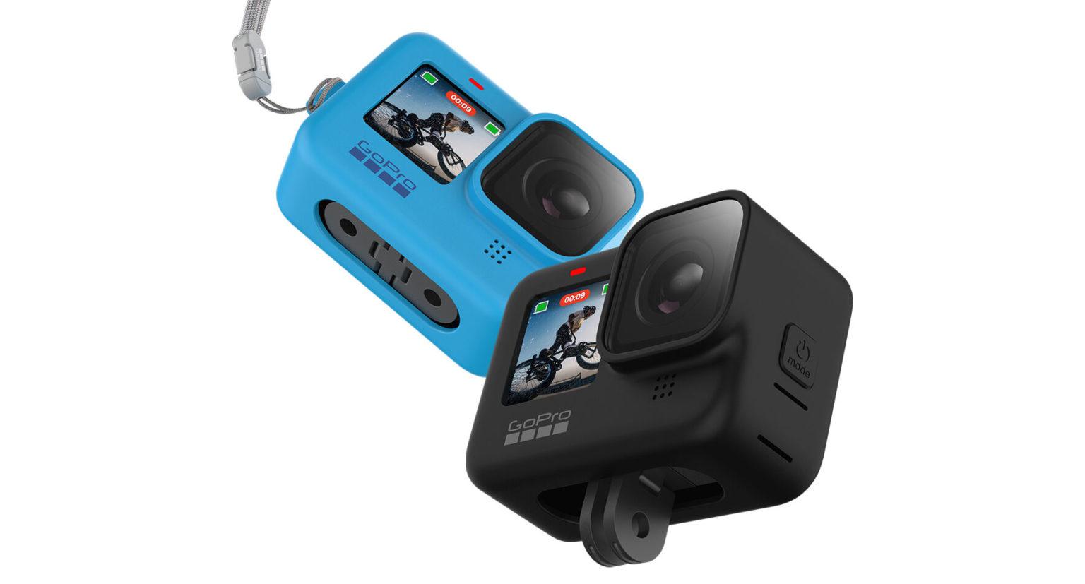 GoPro HERO9 Black用スリーブ + ランヤード3