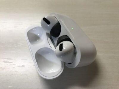 AirPods Proとコンプライのイヤーピースで高級耳栓が完全!